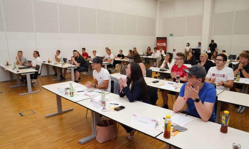 Lehrlingsparlament 21. Juni 2021 – © Mario Scheichel, AK Niederösterreich