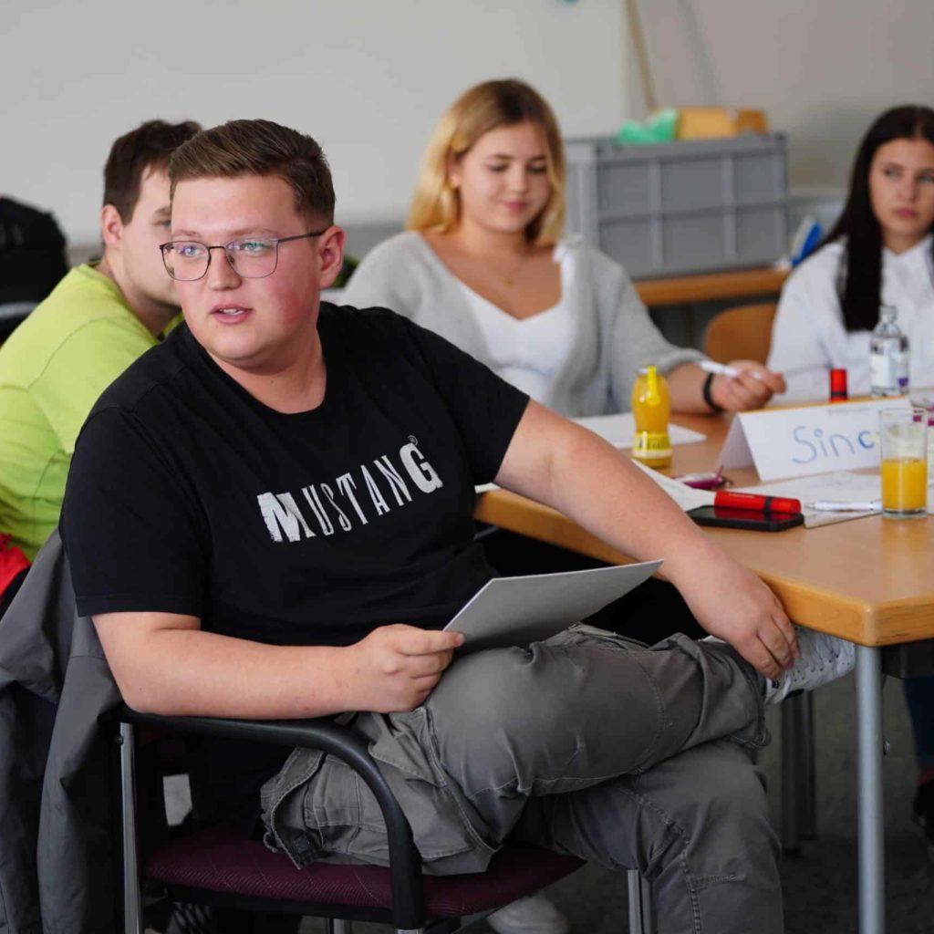 Jugendakademie 2021 © Arbeiterkammer Niederösterreich – Mario Scheichel